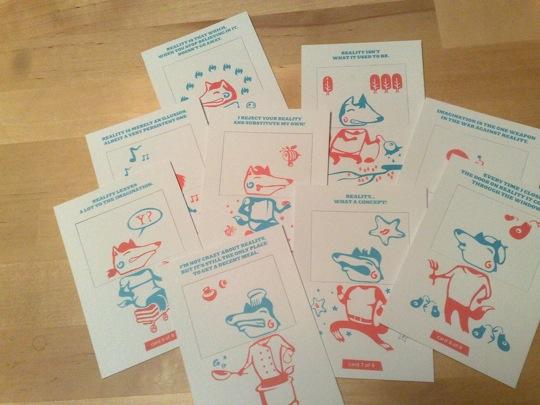 Hubbub cards