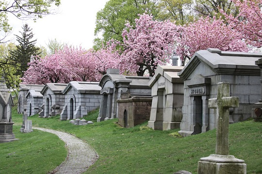 Brooklyn's Green Wood Cemetery