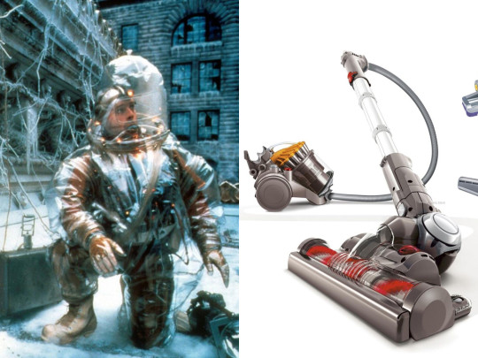 Terry Gilliam × James Dyson
